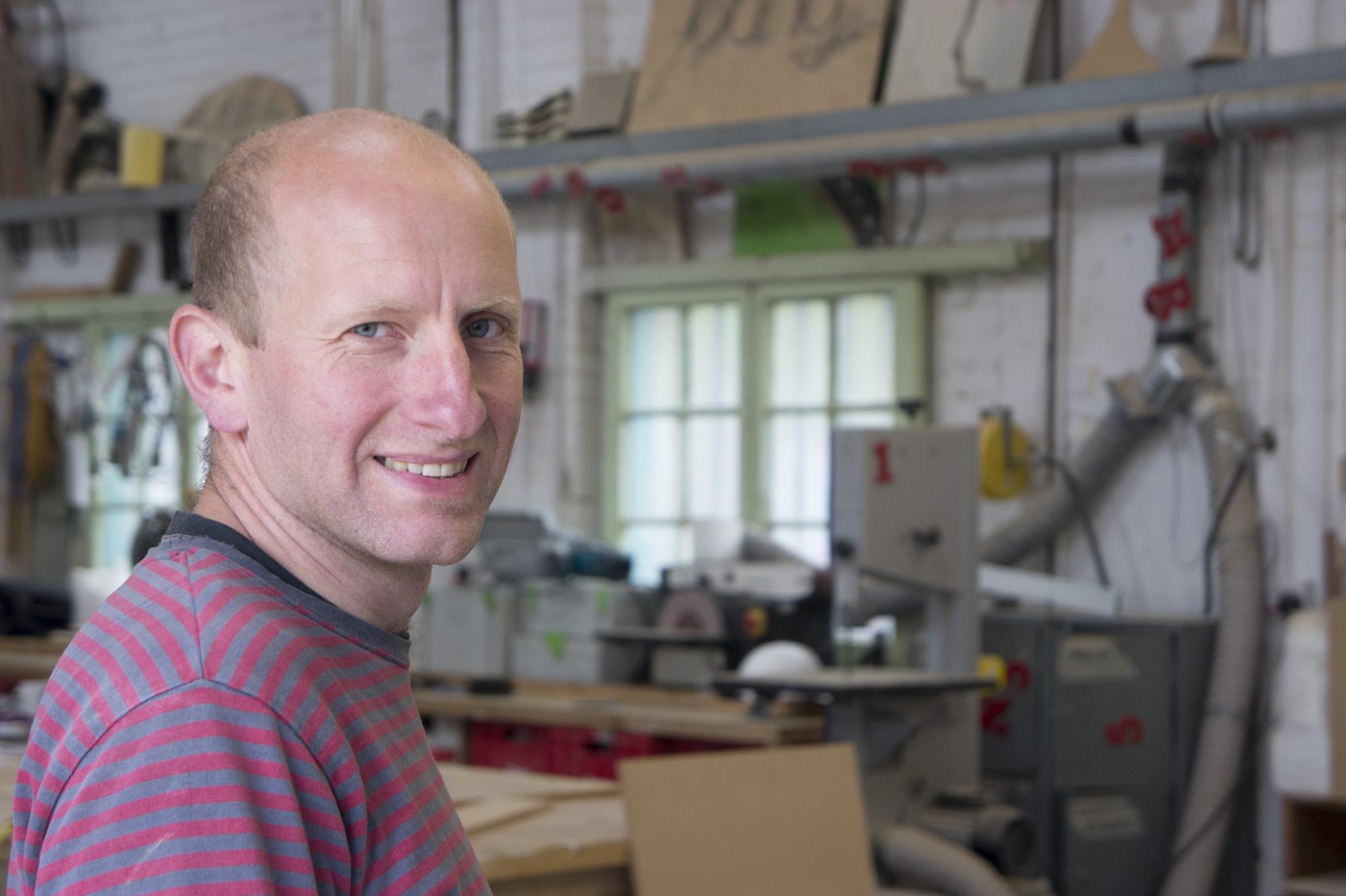 Tim Simpson - Prop Maker
